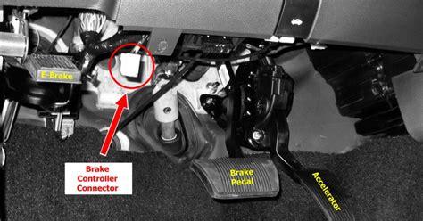 2015 ram 1500 brake controller wiring autos post
