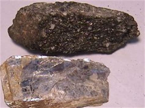 Which Came Granite Or Schist - metamorphic rock lab 2003