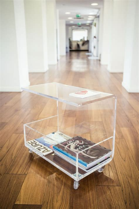 clear perspex side 36 best clear perspex coffee table images on pinterest