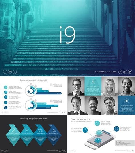15 professional powerpoint templates for better business
