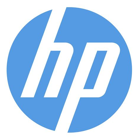 Hp Logo Png Transparent Pngpix