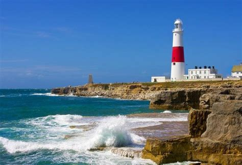 portland bill lighthouse isle of portland top