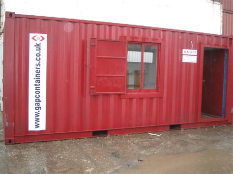 Office Container container offices mess rooms gap containers ltd