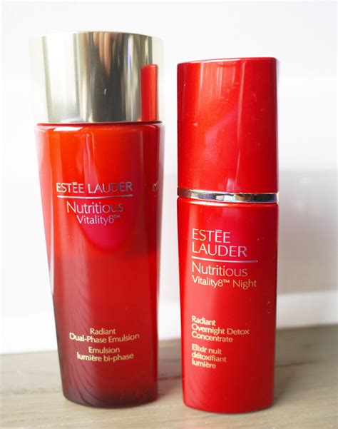 Skincare Estee Lauder estee lauder nutritious vitality8 skincare range