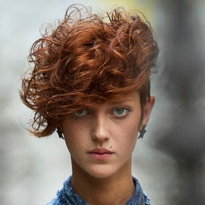 hipster hairstyles women 4 hipster short hairstyles for curly hair 2014