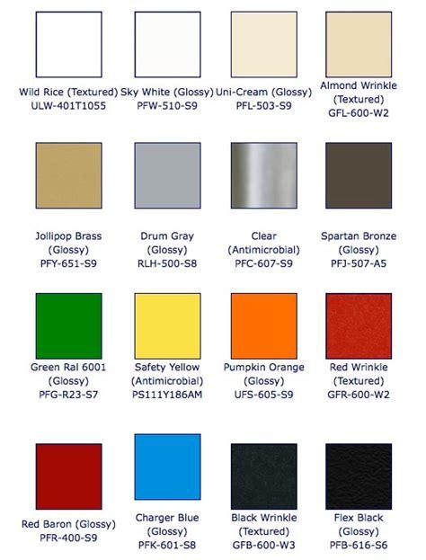 powder coating paint colors ideas ral powder coat colors retro office vintage american 25 best