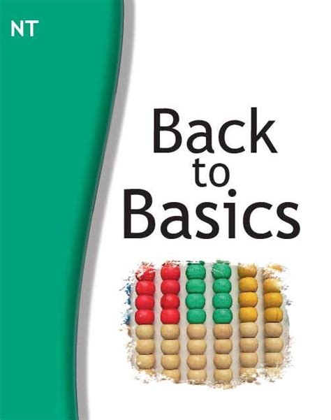 Back To Basics Handbook back to basics a guide to essential bible teaching ebook press