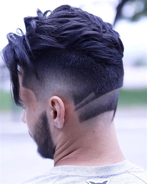 new hairstyles for men the v shaped neckline new haircuts for men 2018 the nape shape