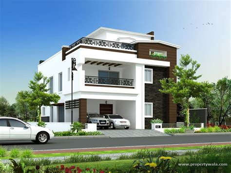 faffbee front elevation view home design india