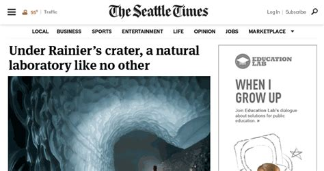 Seattle Times Business Section by Questions The Seattle Times