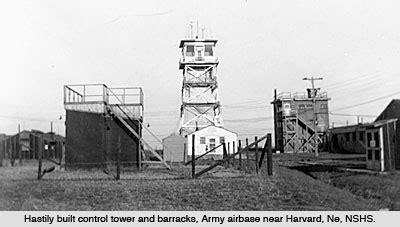 air base in lincoln nebraska bases in rural areas during world war ii
