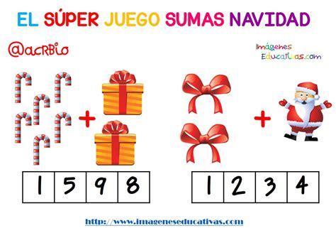 imagenes educativas navidad sumas iconos navidad 2 imagenes educativas
