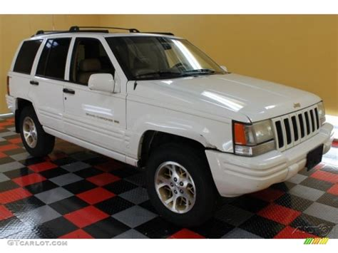 1996 white jeep grand limited 4x4 52817691 photo 12 gtcarlot car color