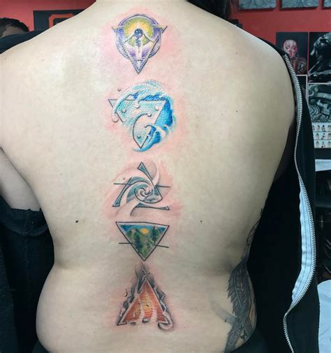 spinal cord tattoo 75 best spine tattoos for and designs