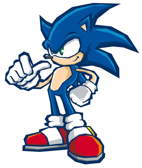 sonic the hedgehog sonic the hedgehog from sonic battle sonic the hedgehog