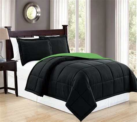 down comforter sets queen mk collection down alternative comforter set 3pc full