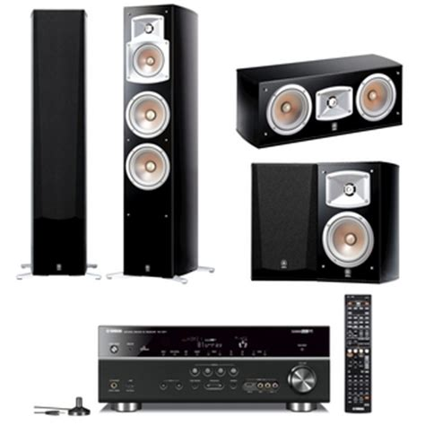 yht 671spk555 home theater system advance series