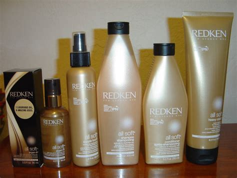 soft hair care nuts 4 stuff redken 5th avenue all soft hair care