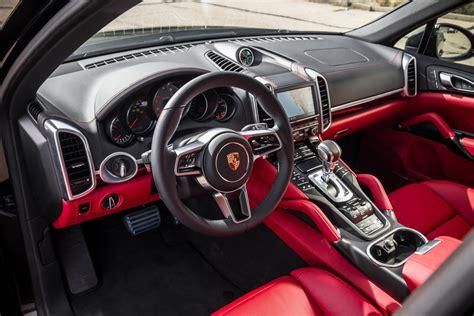 porsche cayenne 2016 interior 2016 porsche cayenne specs autonation drive automotive