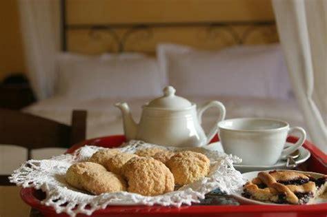 colazione al letto colazione a letto foto di agriturismo la virginia