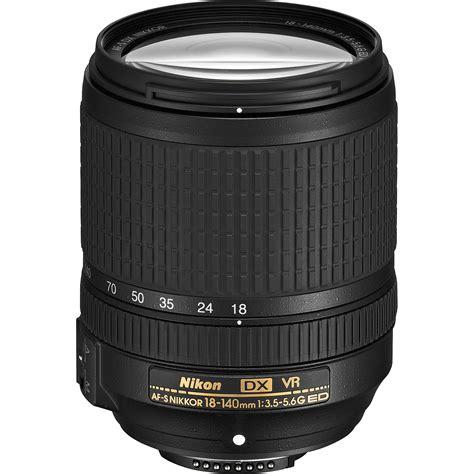Nikon 18 140mm Vr nikon af s dx nikkor 18 140mm f 3 5 5 6g ed vr lens 2213 b h