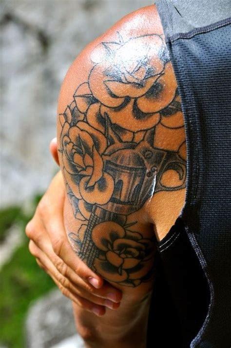 gun and rose tattoo 25 best ideas about gun tattoos on pistol gun