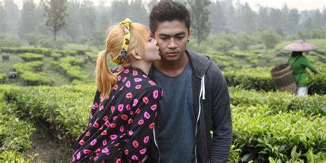 adegan film mika kisah lucu di balik adegan ciuman kezia chibi di film