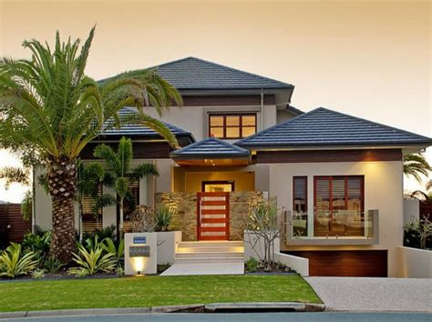australian home design styles casas modernas con ventanas grandes