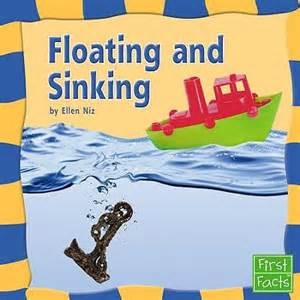 sturm niz booktopia floating and sinking first facts our physical world by ellen sturm niz