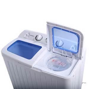 Portable Clothes Dryer Machine Goplus Portable Mini Compact Tub 11lb Washing Machine