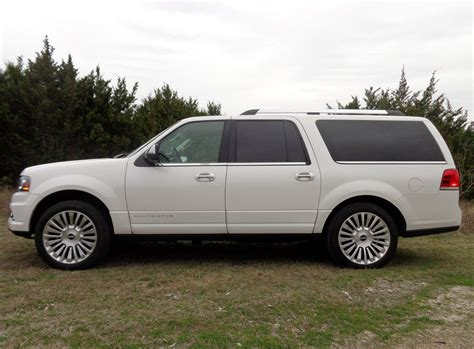 review 2015 lincoln navigator l 4x4 ford trucks