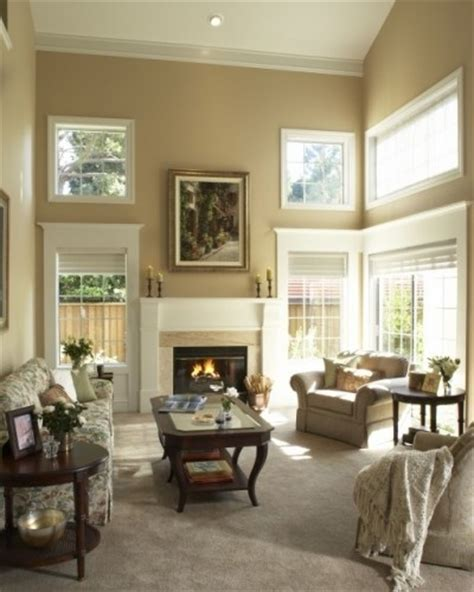paint color for family room looks like this may be dunn edwards desert floor de6186 or looks