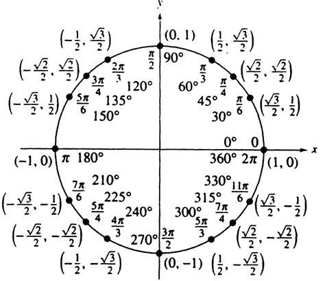 in unit unit circle leland math