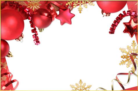 imagenes de navidad para invitaciones 5 marcos de fotos de navidad color rojo marcos gratis