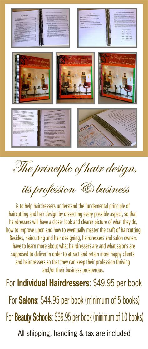 learn hair design by fung