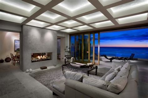 luxury interior designs  beautiful ocean view