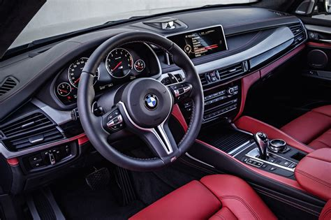 Bmw X5m Interior by 2016 Bmw X5 M And X6 M More Torque Than Preview