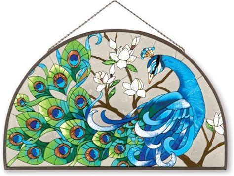peacock stained glass l 74 best images about peacocks images and symbolism on
