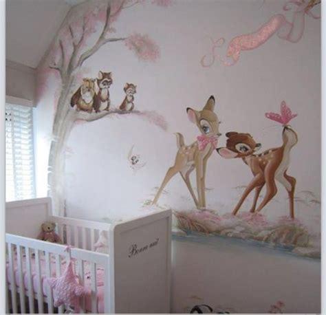 babyzimmer gestalten disney die besten 17 ideen zu wandgestaltung kinderzimmer auf