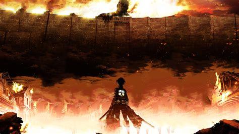wallpaper anime hd attack on titan download 1920x1080 hd wallpaper attack on titan wall