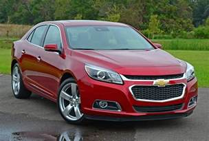 Chevrolet Malibu 2 0 Turbo 2014 Chevrolet Malibu Ltz 2 0 Turbo Review Test Drive