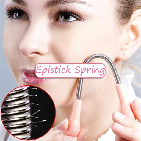 Say Goodbye To Hair With Epicare Threader by Buy Hair Removal Epicare Epilator Epistick