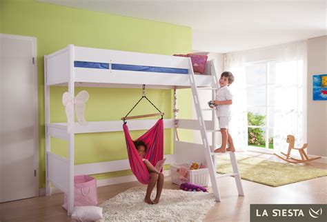 Bunk Bed Hammock La Siesta Lori Lilly Organic Hammock Chair For Children Hammocks