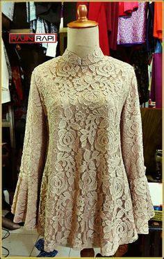 Olla Tunic Atasan Blouse top0657 bust 96cm sleeve 50cm length 67 84cm fully