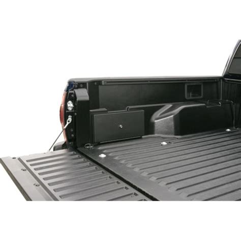 tuffy toyota tacoma truck bed security lock box