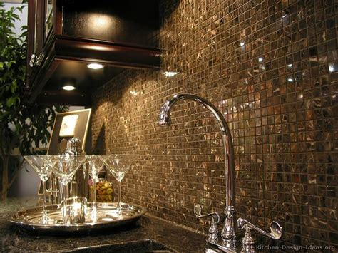 mosaic backsplash ideas backsplash goes black cabinets home decorating ideas