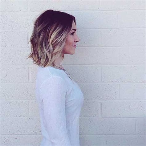 short ombre hair ombre bob hairstyle the best short hairstyles for women 2016