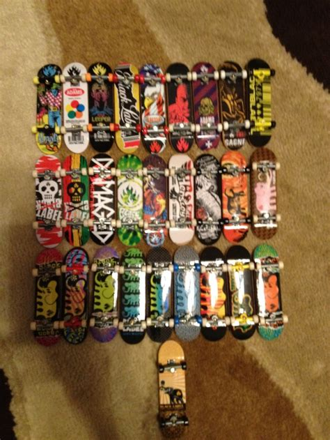 tek deck tech deck collection tattoos and things