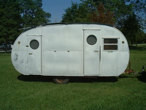 Travel Trailer Awning Replacement Vintagecampers Com Vintage Campers Vintage Trailers