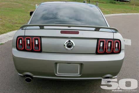 mustang lights 2005 s197 mustang 5th lights the mustang source